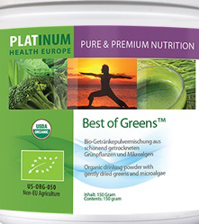 Best of Greens von Platinum  Europe bestellen