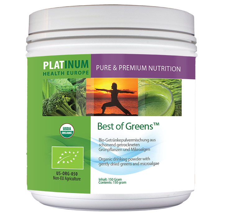 Best of Greens Platinum Europe