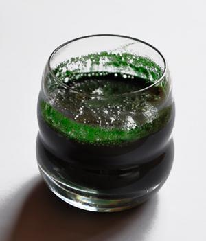Verwendung von Spirulina