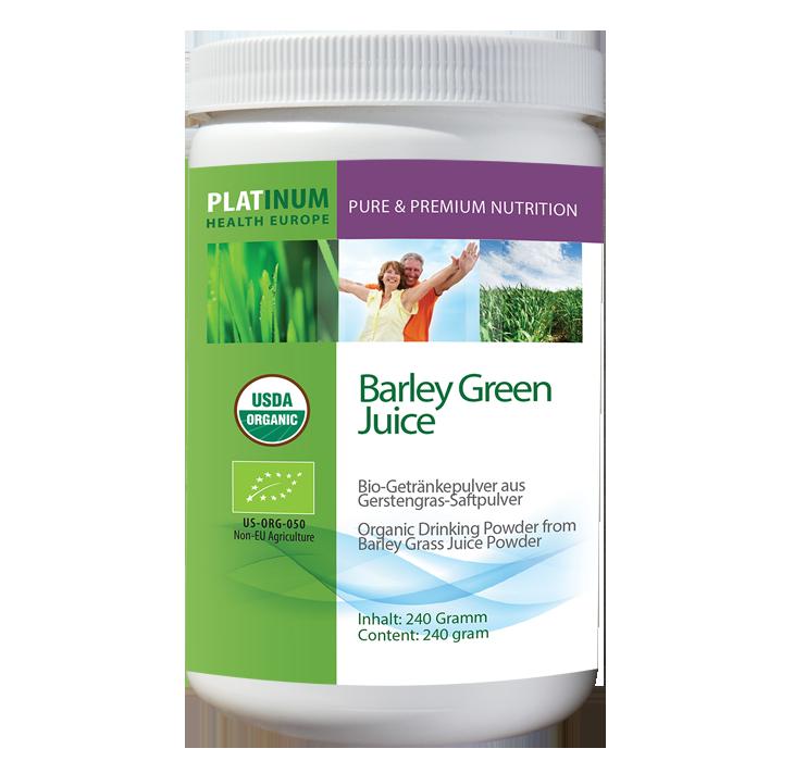 Barley Green Juice